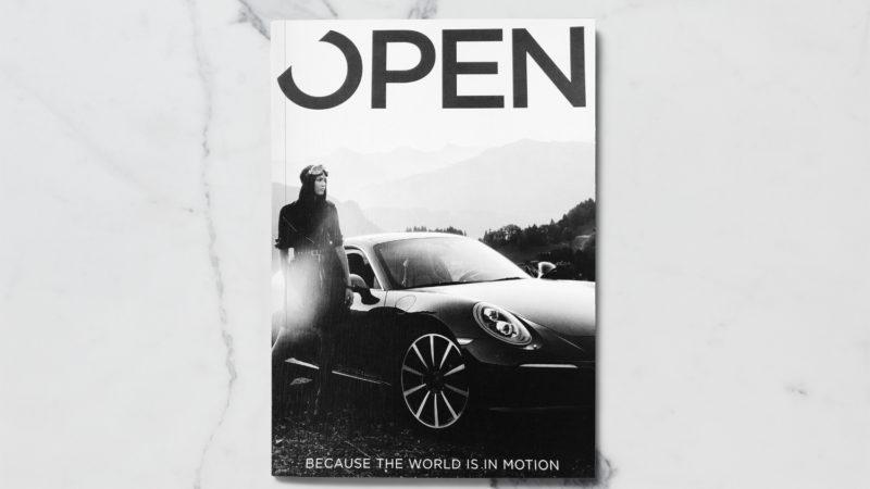 open mag