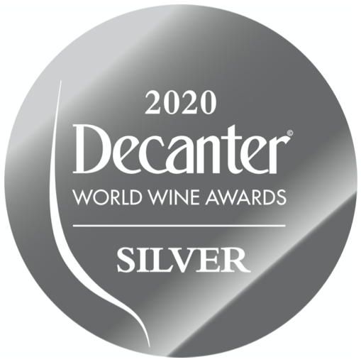 Decanter MG Silver Medal 2020